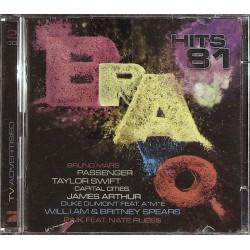 Bravo Hits 81 / 2 CDs - Bruno Mars, Passenger, Pink...