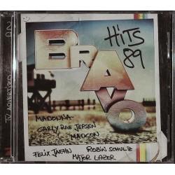 Bravo Hits 89 / 2 CDs - Madonna, Felix Jaehn, Madcon...