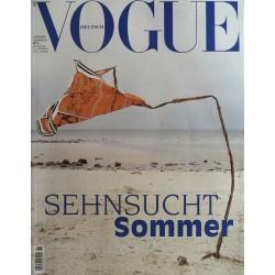Vogue 7/8/Juli-August 2020 - Sehnsucht Sommer
