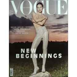 Vogue 9/September 2021 - Anna Ewers New Beginnings