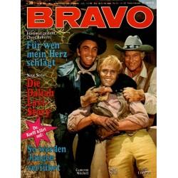 BRAVO Nr.20 / 10 Mai 1972 - The High Chaparral