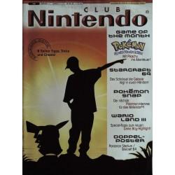 Nintendo Club Juni - Ausgabe 3/2000 - Pokemon
