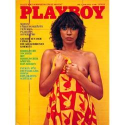 Playboy Nr.5 / Mai 1978 - Margaretha Olschenska