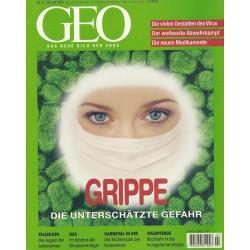 Geo Nr. 2 / Februar 2001 - Grippe