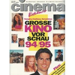 CINEMA 6/94 Juni 1994 - Große Kinovorschau 94/95