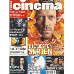 CINEMA 7/10 Juli 2010 - Die besten Serien