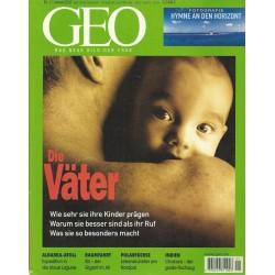 Geo Nr. 1 / Januar 2001 - Die Väter