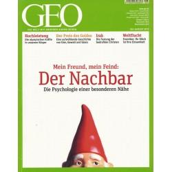 Geo Nr. 8 / August 2012 - Der Nachbar