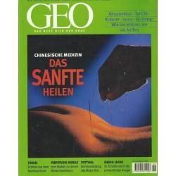 Geo Nr. 6 / Juni 2001 - Das Sanfte Heilen