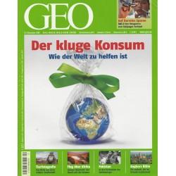 Geo Nr. 12 / Dezember 2008 - Der kluge Konsum