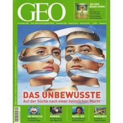 Geo Nr. 12 / Dezember 2004 - Das Unbewusste