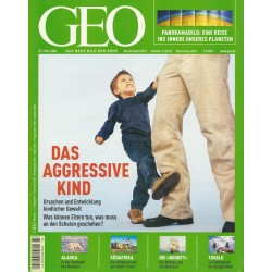 Geo Nr. 3 / März 2004 - Das Aggressive Kind