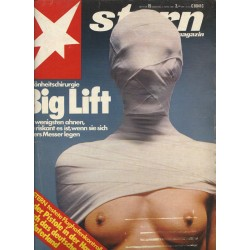 stern Heft Nr.15 / 2 April 1980 - Schönheitschirugie: Big Lift