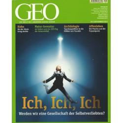 Geo Nr. 9 / September 2012 - Ich, Ich, Ich