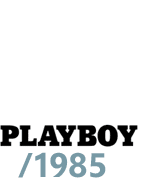 Playboy Magazine 1985 / Playmates: Evelyn Haynes, Venice Kong, Martina